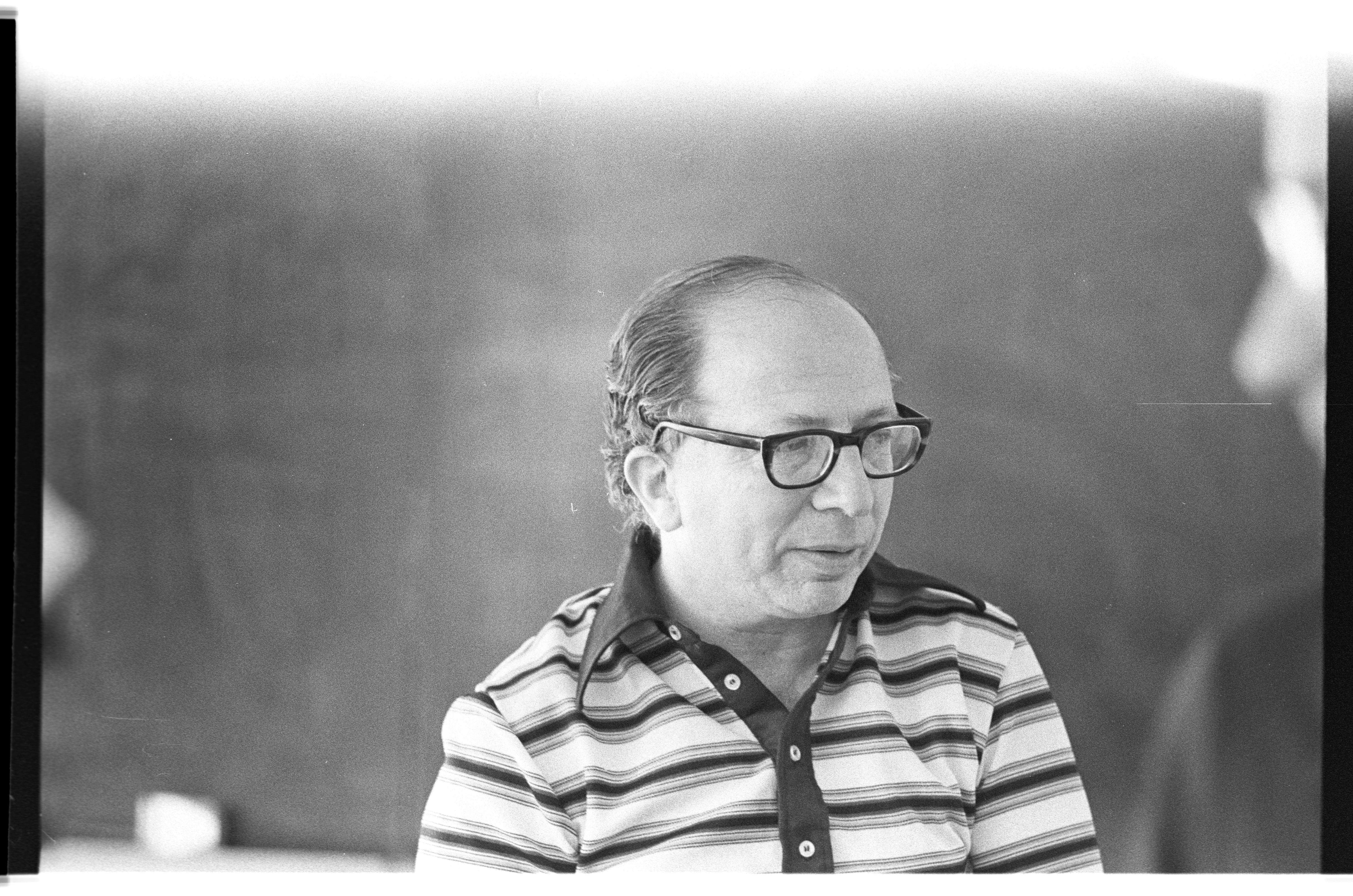 Arthur Abramson, former head, 1960's